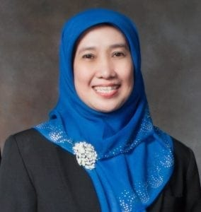 Dr.Hilda Ismail, M.Si., Apt.