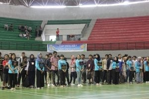 Opening Ceremony dan Pertandingan